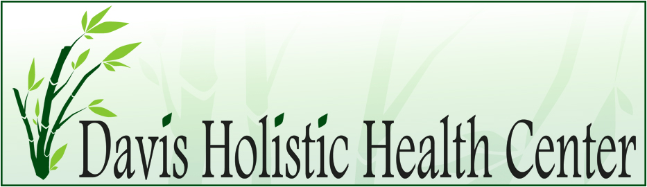 Davis Holistic Health Center Bamboo Banner